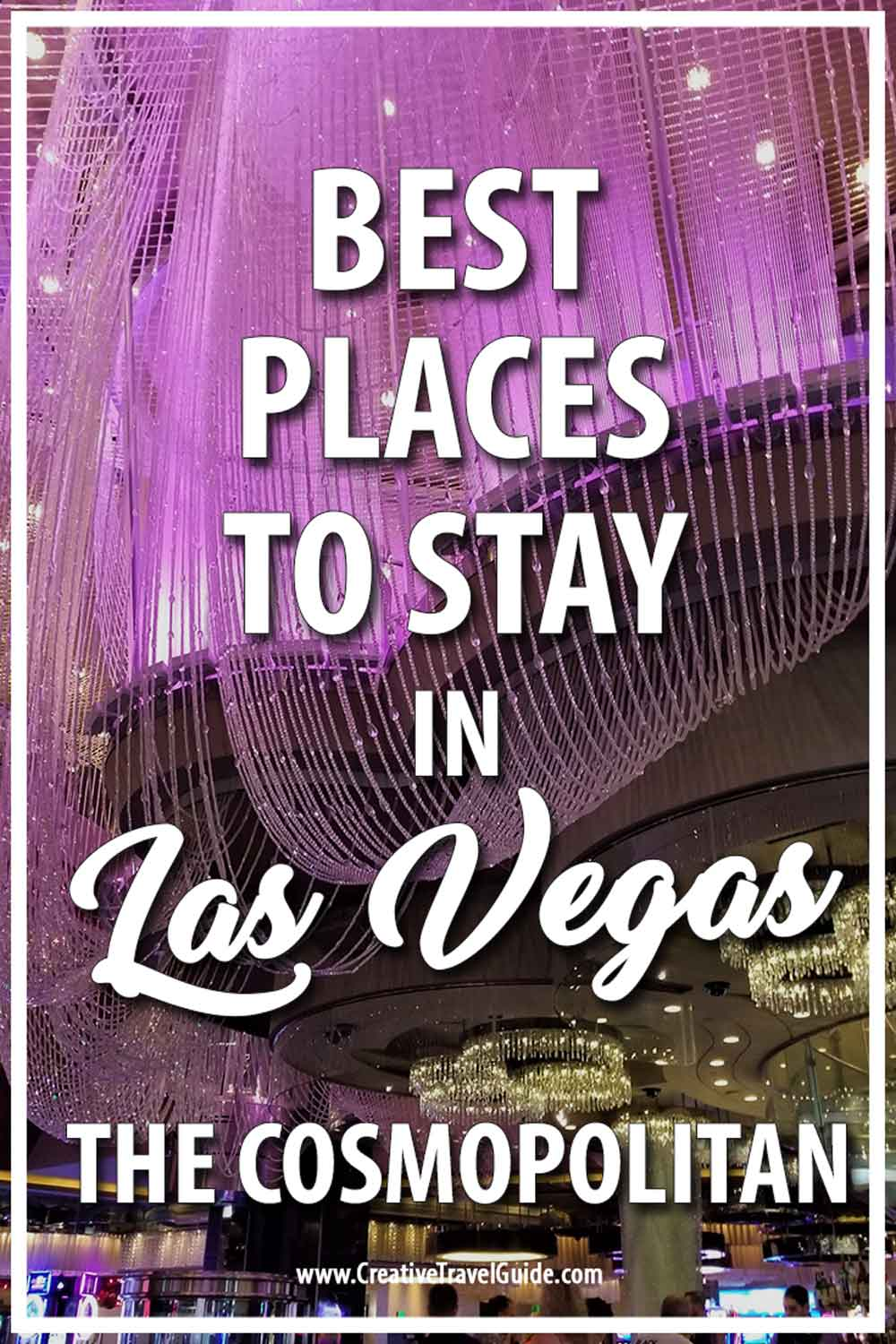 Best place to stay in vegas