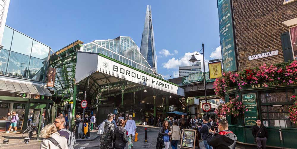 Borough Market Free things to do in London