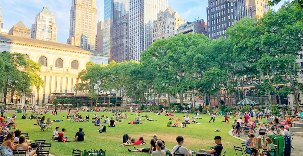 Bryant Park things to do in Times Square