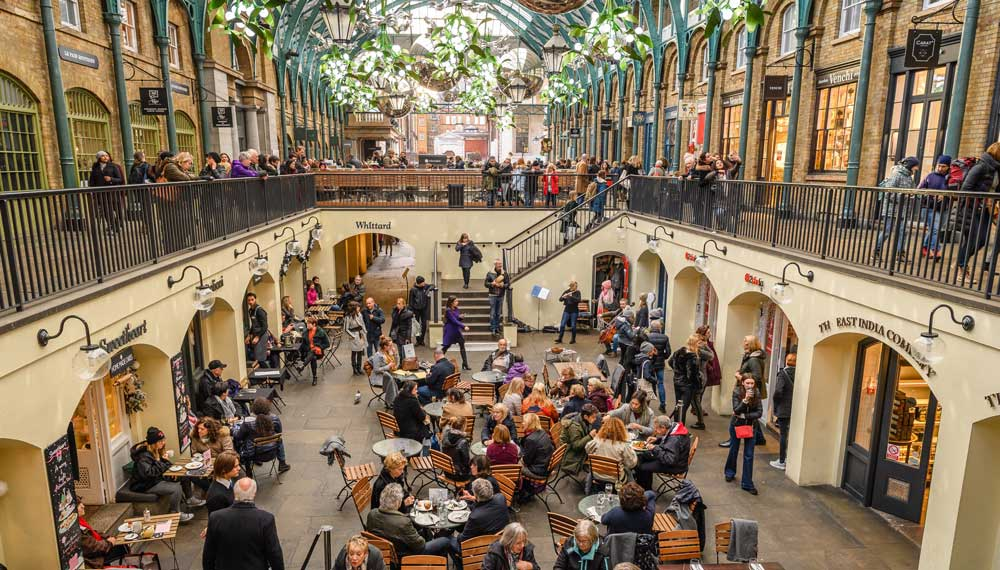 Covent Garden Free things to do in London