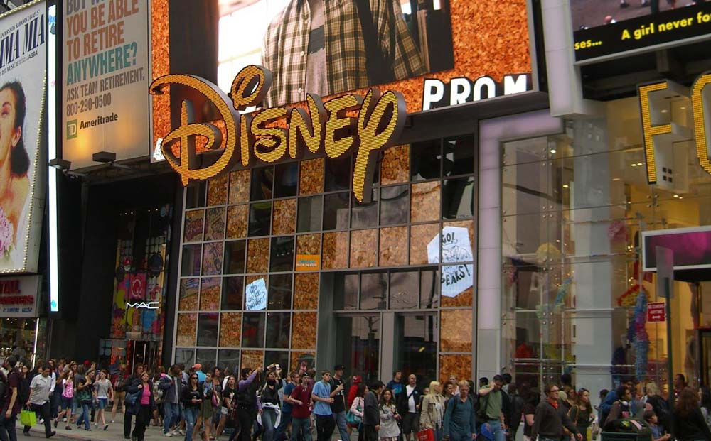 THE DISNEY STORE things to do in Times Square