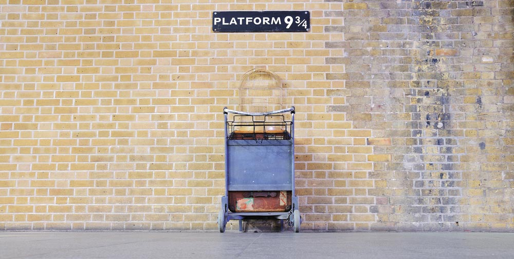 Harry Potter locations Free things to do in London