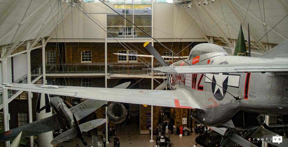 Imperial War Museum Free things to do in London