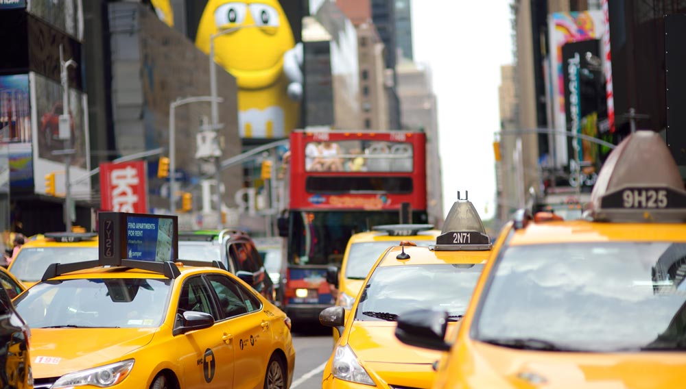Hop on Hop Off Sightseeing Tour things to do in Times Square