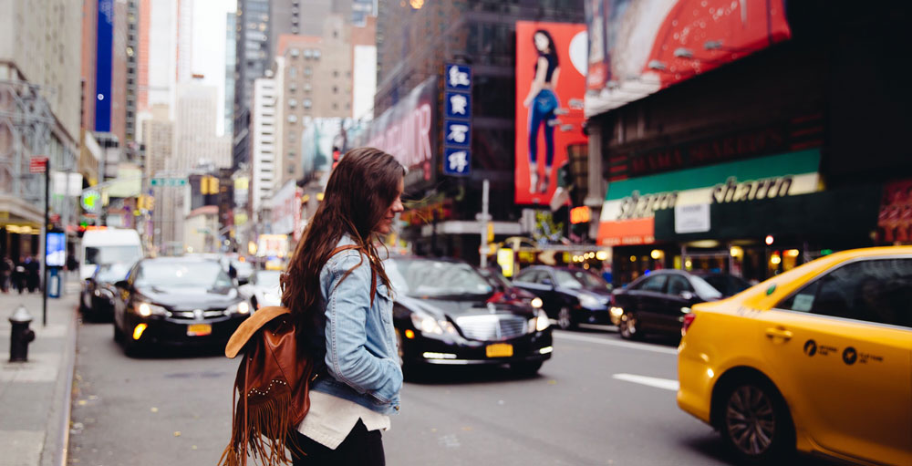 Self Guided Walking Tour things to do in Times Square