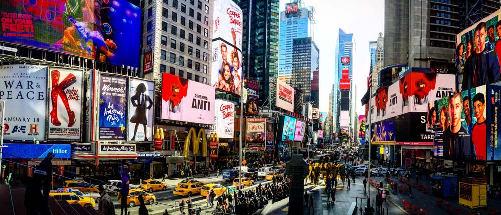 Rooftop Bar things to do in Times Square