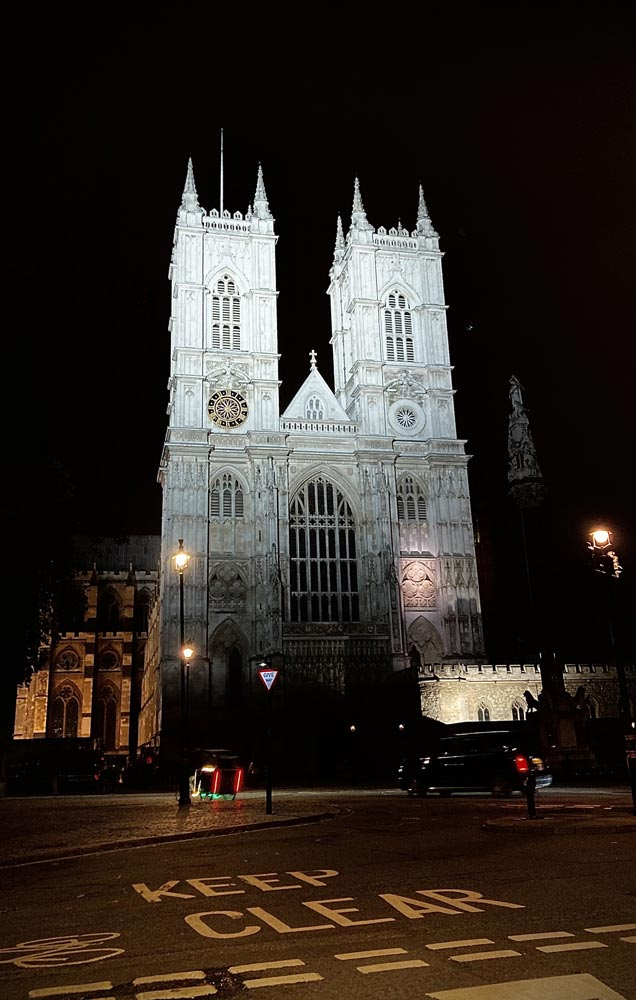 Westminister Abbey Free things to do in London