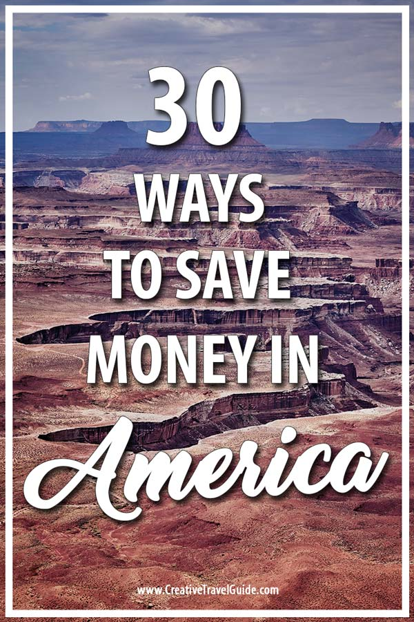 save money in America