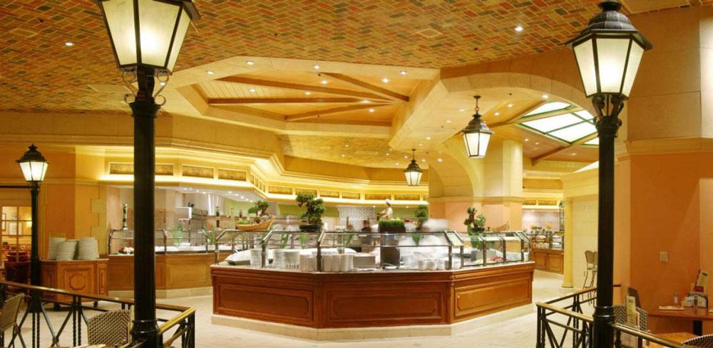 Bellagio buffet in Las Vegas