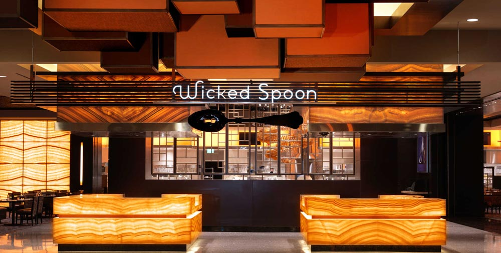 Wicked Spoon at the cosmopolitan Buffets of Las Vegas