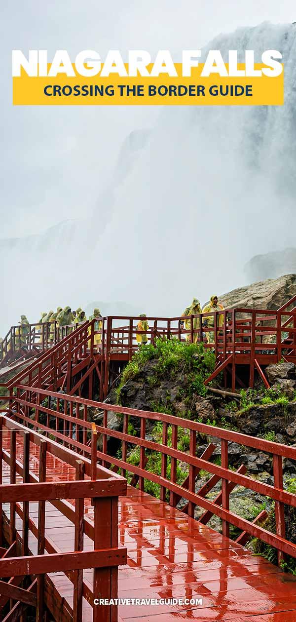 Niagara Falls Border Crossing