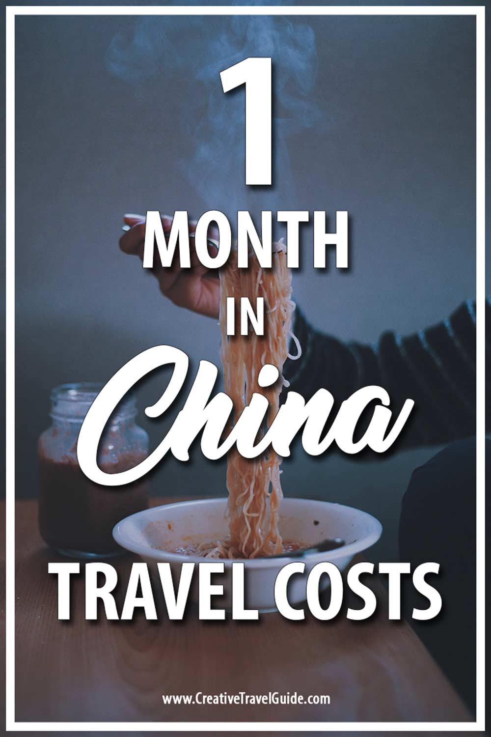 Cost of Travel in China
