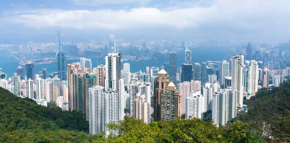 Views in Hong Kong Cost of Travel in China