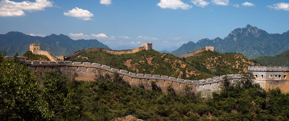 Great Wall of China in Beijing cost of travel in China