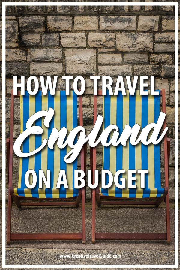 How to travel England