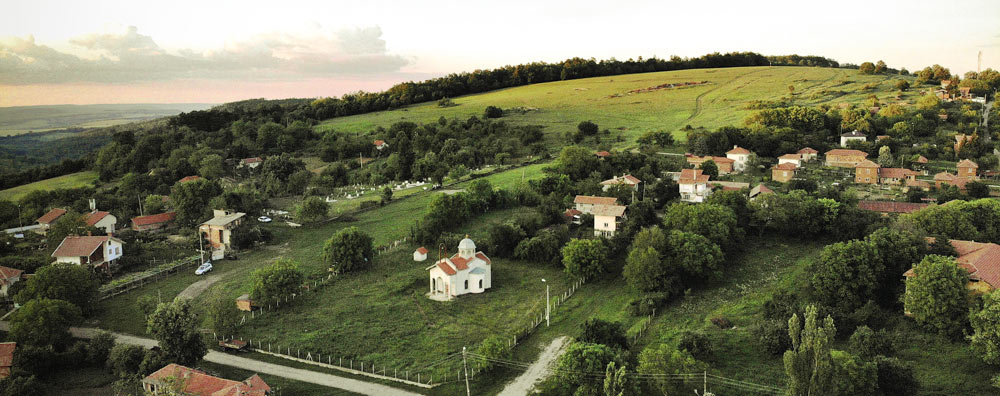 Bulgaria countryside cheap place to visit