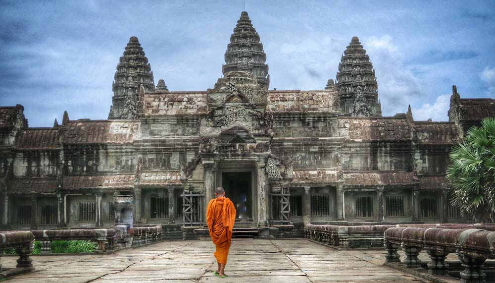 Cambodia cheapest vacation countries