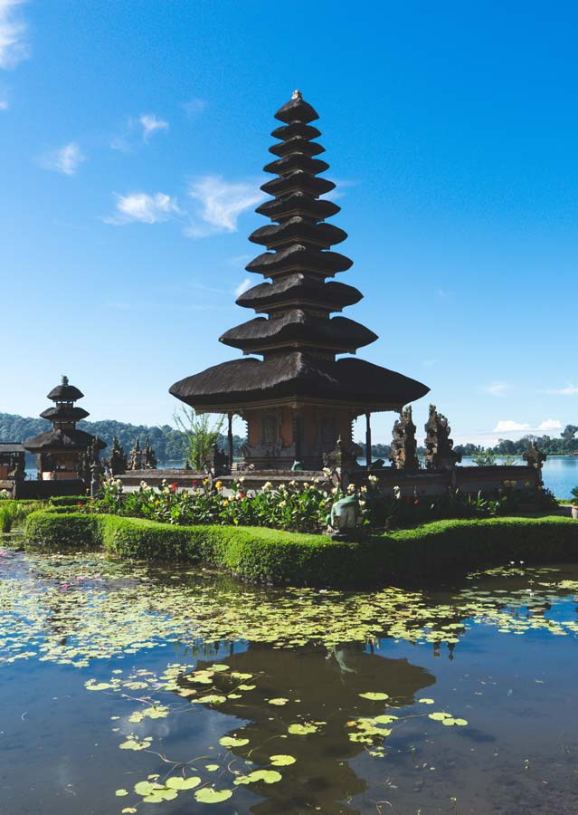 Indonesia cheapest vacation destinations