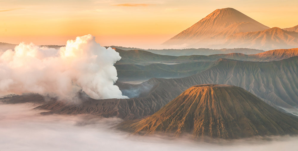 Indonesia Cheapest travel destinations