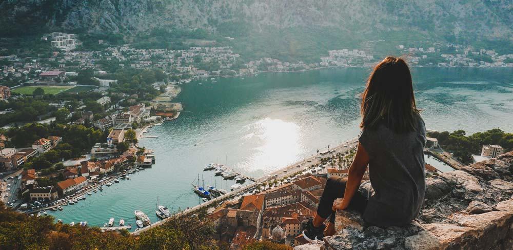Montenegro cheap place to visit
