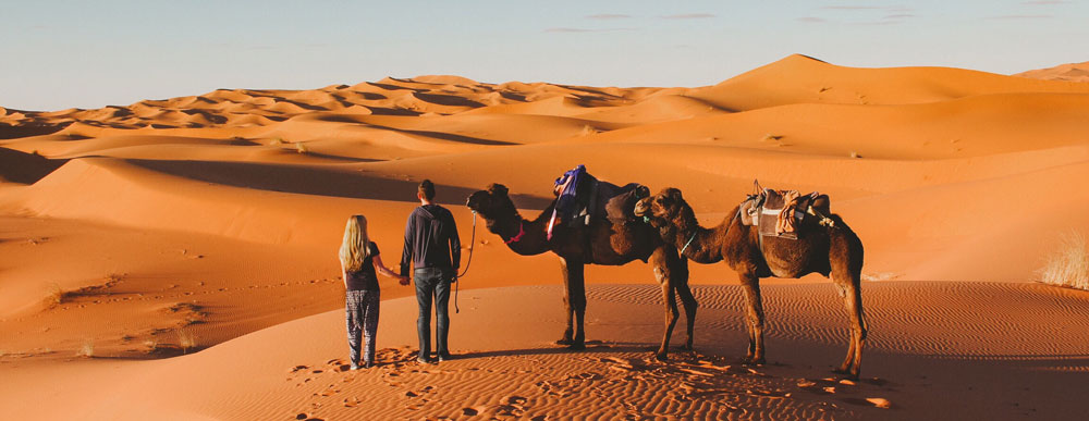 Morocco cheapest travel places