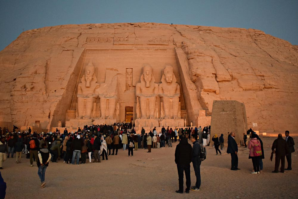 Abu Simbel Egypt, African Celebrations