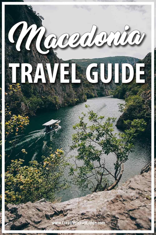 Macedonia travel guide