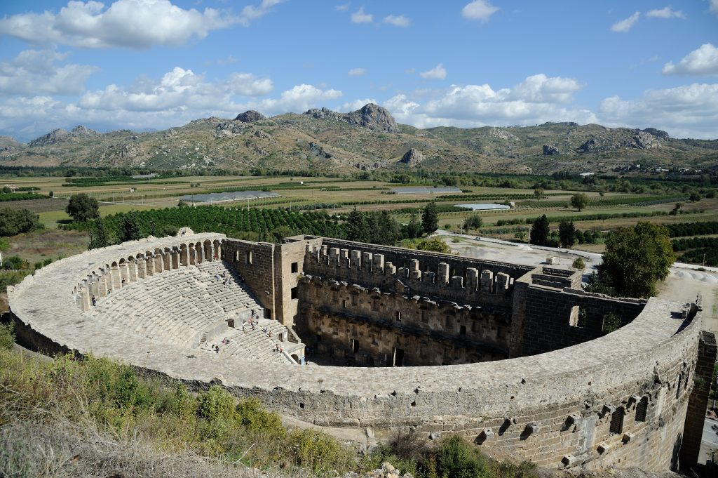 Aspendos Best places to visit in Turkey