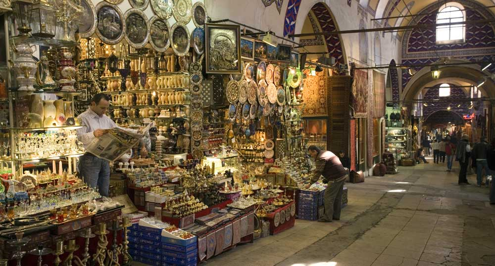 Grand Market Best places to visit in Turkey