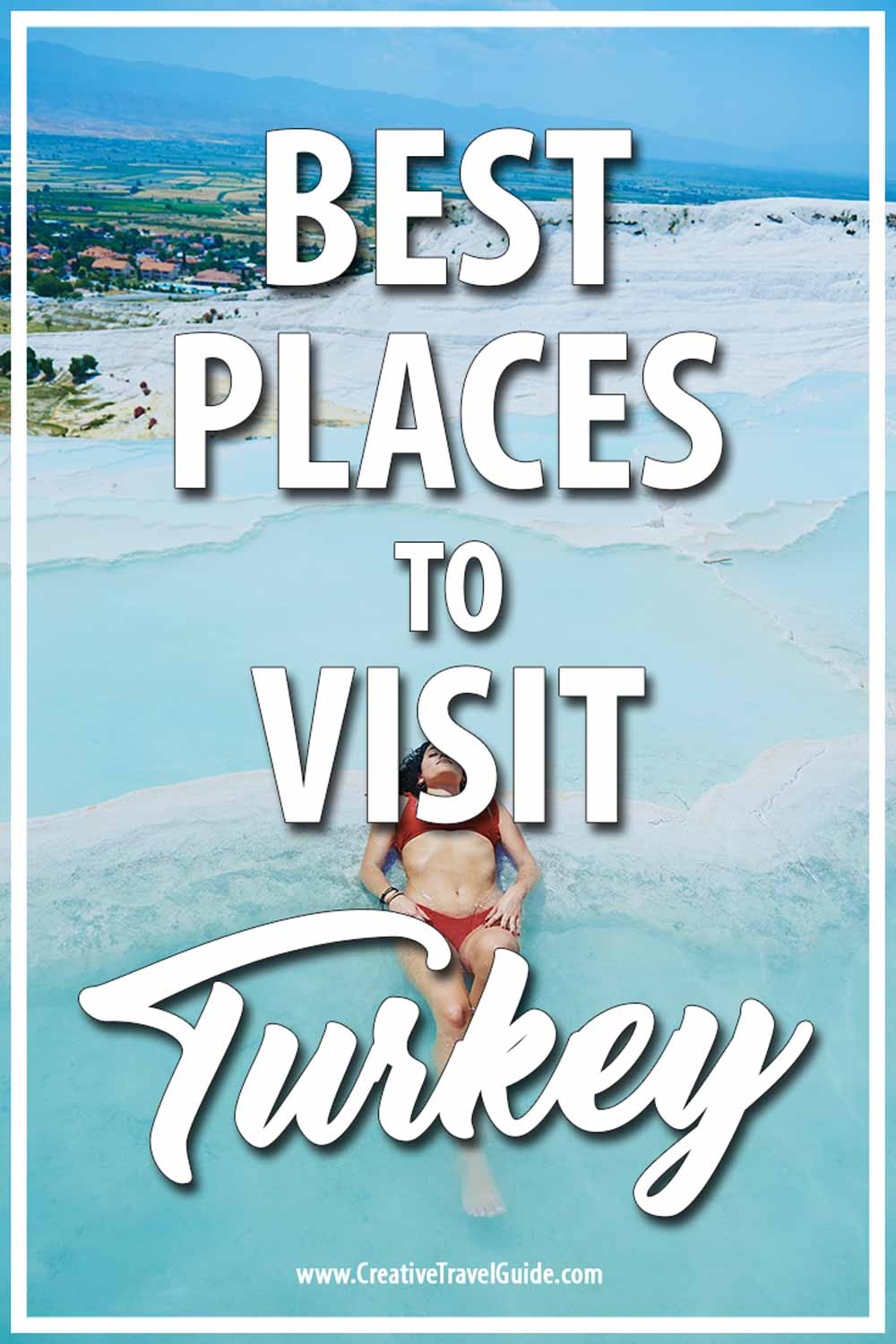 Best Places in turkey to visit