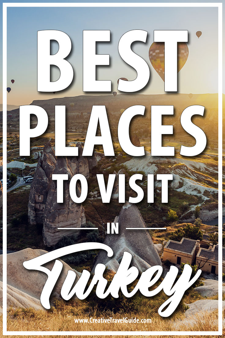 Best places to vist in Turkey