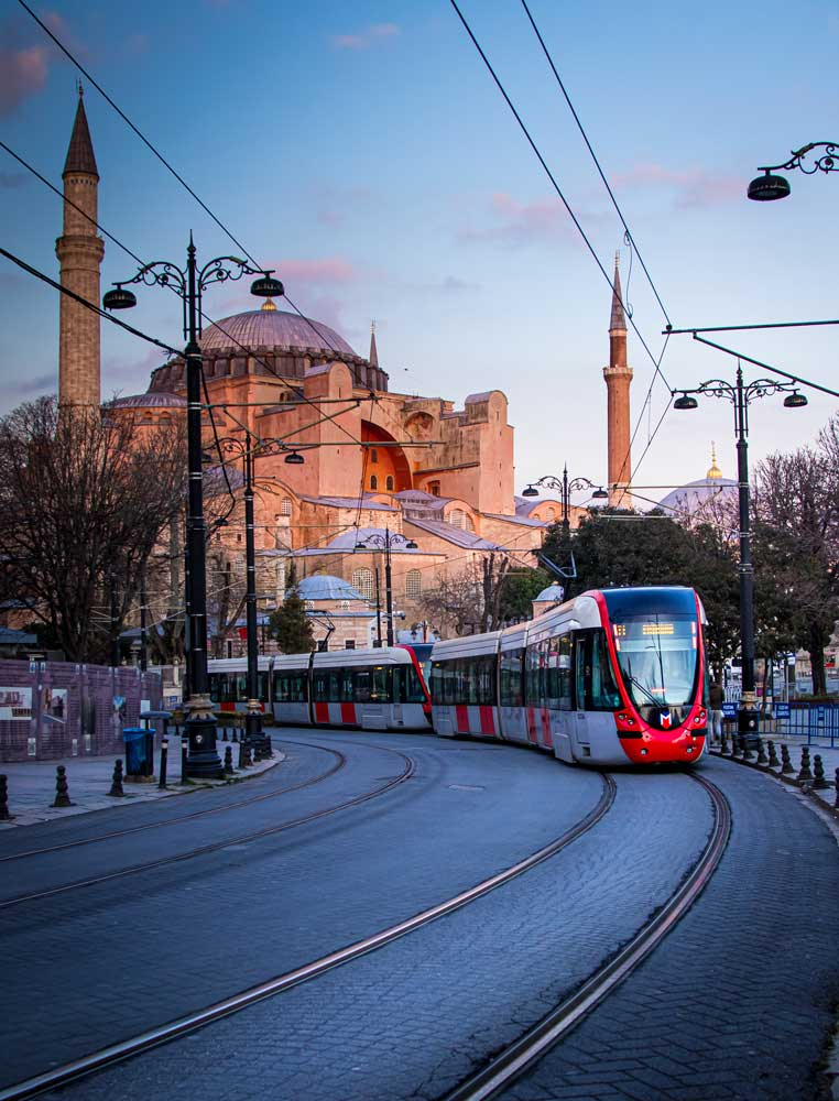 Haghia Sofia Best places to visit in turkey