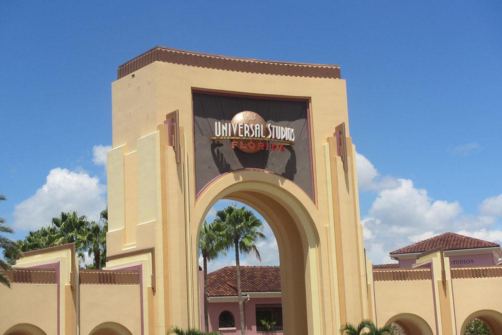 Universal Studios and Island of Adventures