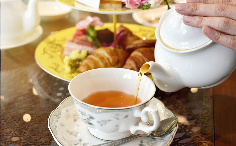 Afternoon Tea in England favourite foods around the world