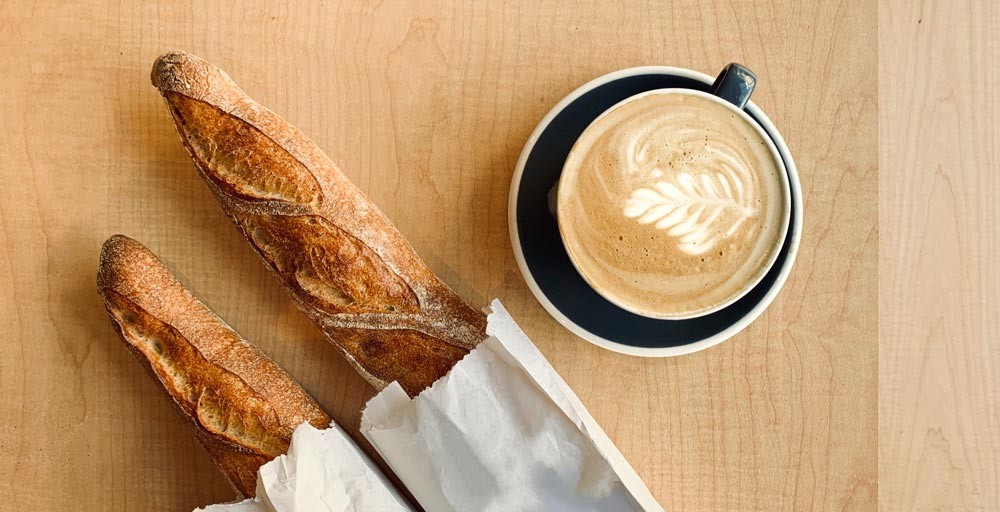 Baguette Favourite foods around the world