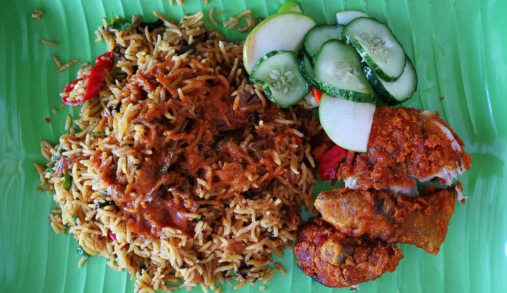 Biryani India favourite foods around the world