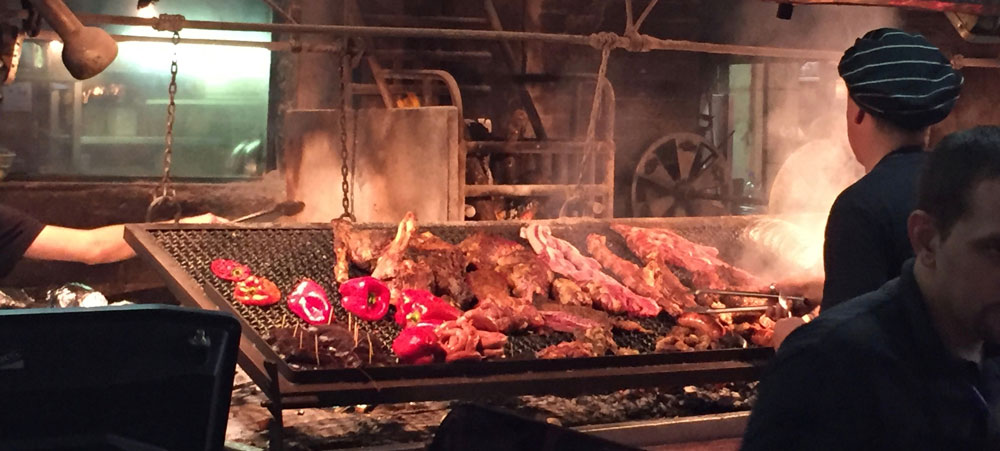 Churrasco Brazil favourite foods around the world