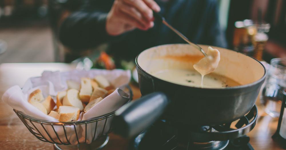 Fondue Switzerland Favourite foods around the world