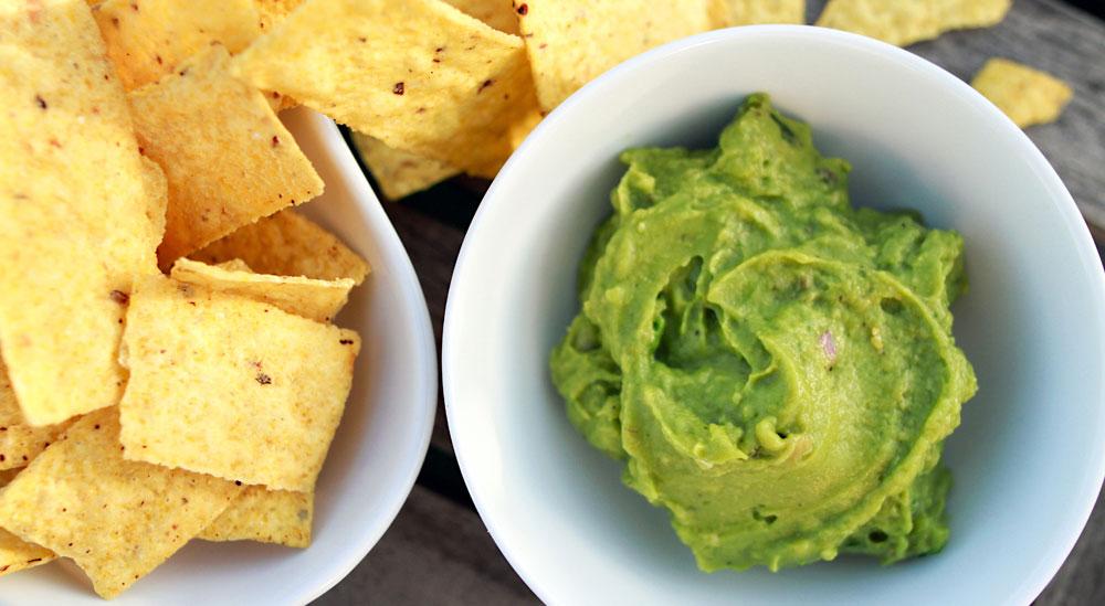 Guacamole Favourite foods around the world