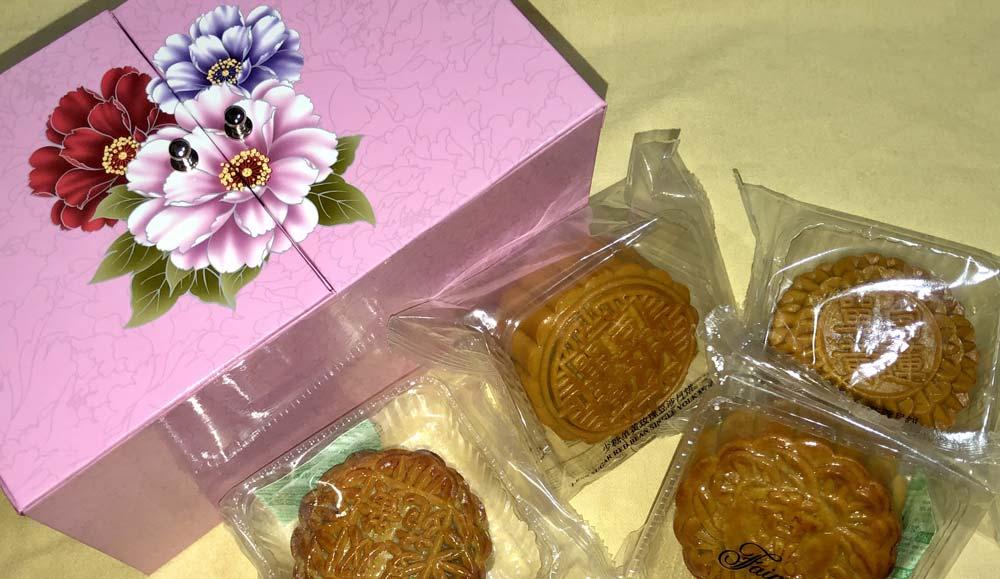 Mooncakes favourite foods around the world