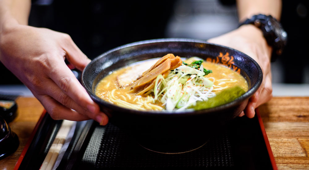 Ramen Noodles Japan favourite foods in the world