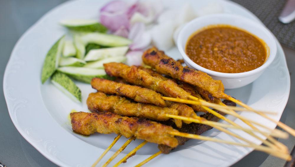Satay Favourite foods around the world