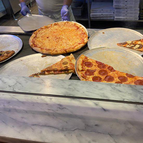 Cosmopolitan hidden pizza
