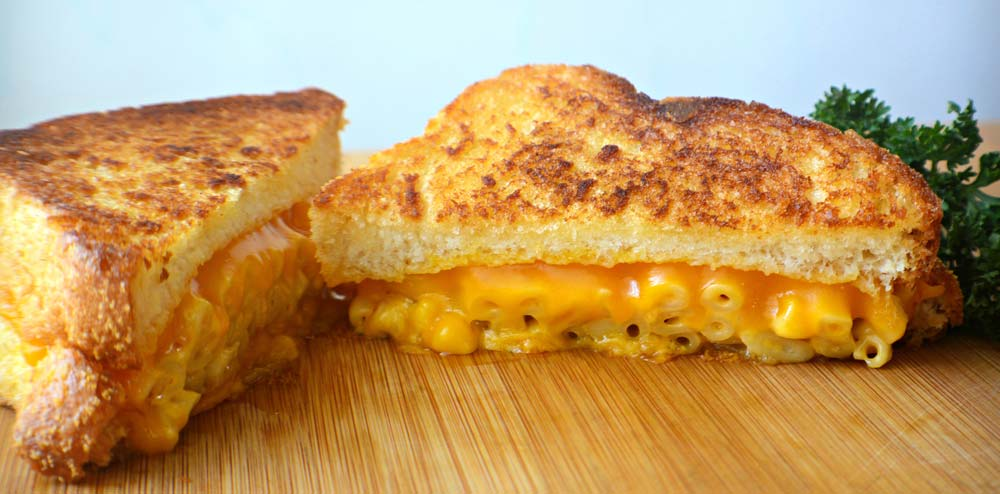 Grilled Cheese Favourite foods around the world