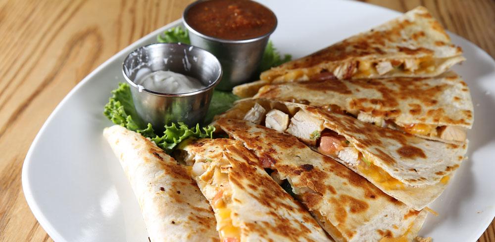 Quesadilla Mexico Favourite foods around the world