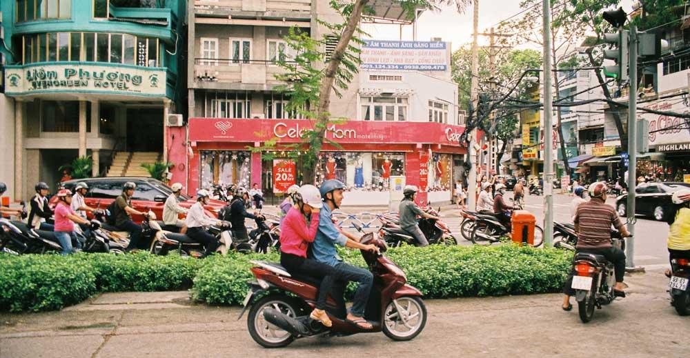 How to get around Vietnam