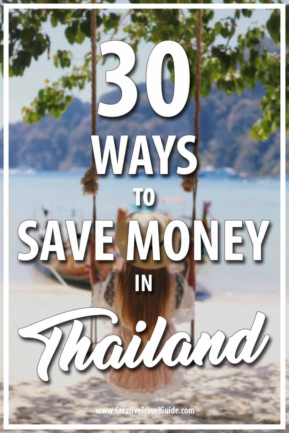 Thailand on a budget