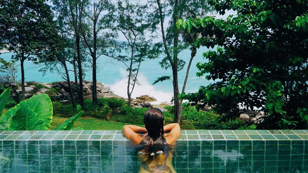 Gorgeous hotel in Thailand