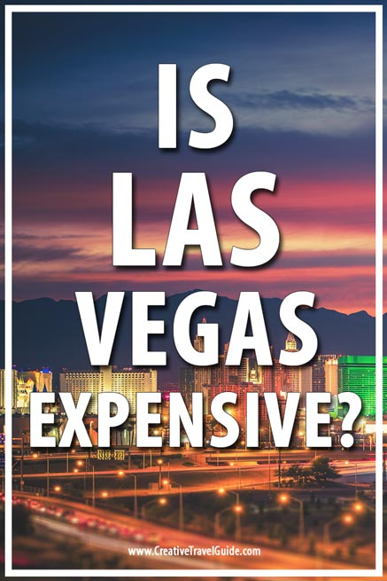 Las Vegas expensive