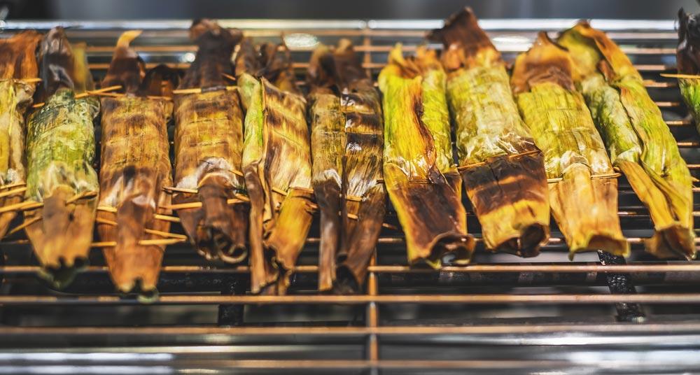 Food at Wang Lang Market